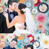 Задник для фотосессии на свадьбу