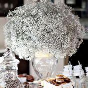 Свадебное оформление в белом цвете