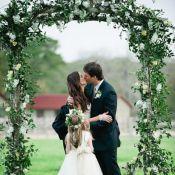 """Свадебная арка """"Зелень"""""""