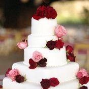 Низкокаларийный свадебный торт-суфле