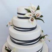 Свадебный торт «Шокомания»