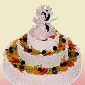 Свадебный торт «От шеф-повара»