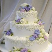 свадебный торт «Сюрприз»