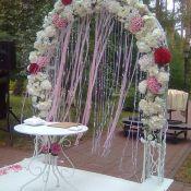 Варианты свадебных арок