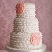 свадебный торт стиль