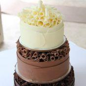 свадебный торт гамма