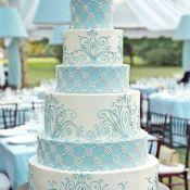 свадебный торт мороз