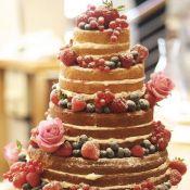 свадебный торт дары осени
