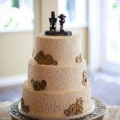 свадебный торт двое