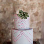 торт на свадьбу шебби шик