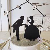 торт на свадьбу театр