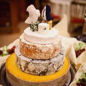 свадебный торт зимняя сказка