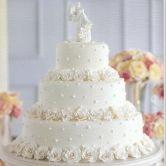 Свадебный торт «Классика»