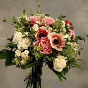 Букет Шебби-шик на свадьбу