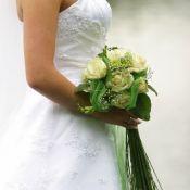 Букет на свадьбу Европейский с белыми розами