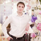 Свадебный регистратор Дмитрий