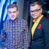 Ведущие Сергей и Евгений