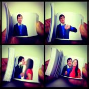 Флипбуки (flipbook) на свадьбу